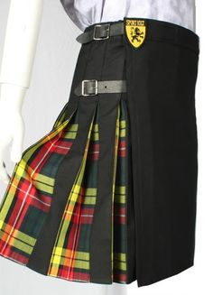 Despite the ugly yellow badge at the top, Sport Kilts tend to offer a nice variety of alternative kilt style in light cloth, perfect for summer fashion.