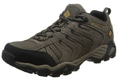 Columbia Men's North Plains Ii Hiking Shoe, Wet Sand, Squash, 10 D US: A lightweight, waterproof and durable shoe designed for multiple activities on the trail Best Hiking Pants, Best Hiking Shoes, Men Hiking, Hiking Boots, Hiking Gear, Columbia Shoes, Trekking Shoes, Stylish Boots, Trail Shoes