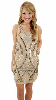 Great Gatsby Dress $66.00