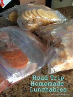 Road Trip: Saving Money on Food save money on food frugal meal ideas, meal planning tips and budget recipes!
