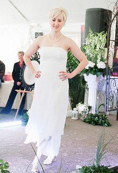 Wedding dress - fashion show