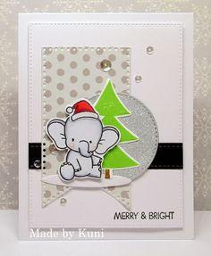 Kunis Bastelblog: Merry & Bright