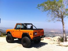 '73 Ford Bronco //