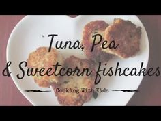 3 Princesses and 1 Dude!: Cooking With Kids Tuna and Veg Fishcakes Toddler Recipes, Baby Recipes, Mango Recipes, Toddler Food, Toddler Meals, Kids Meals, Tea Ideas, Lunch Ideas, Food Ideas