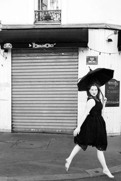 Paris Beauty - A portrait shoot in an insider's Paris