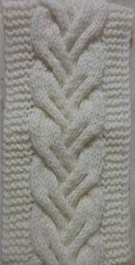 Доброго времени суток, Страномамочки! Предлагаю вам мастер-класс по вязанию повязки. Уже выгуливала, очень тёпленько. Повязка на голову связана спицами в поперечном направлении.