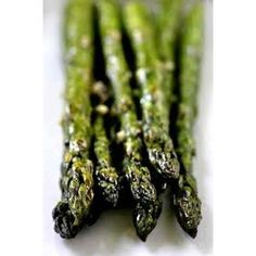 Sonoma Farm Oven-Roasted Asparagus with Blood Orange Infused Olive Oil Recipe