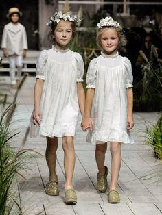 Vous êtes invité au défilé Bonpoint ! | MilK - Le magazine de mode enfant