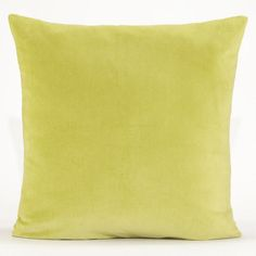 """One of my favorite discoveries at WorldMarket.com: Oasis Velvet Throw Pillow Collection 18"""" is $9.99"""
