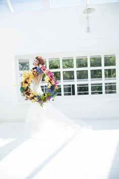 head dress & flower by Luck tsuchiya maki photographer . kimie yokoyama hair &make up. chiho sanada model. naoko uesaki ウェディング、ヘッドドレスオーダーメイド作成、フラワーデコレーション、リース&撮影協力してます☆ Luck http://www.luck8.biz/