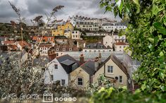 View across St Peter Port rooftops from the Mignot Plateau. Can you spot the black cat? #WheresPussy #LoveGuernsey  http://chrisgeorge.dphoto.com/#/album/4daaes/photo/29440480  Picture Ref: 14_02_15 heart emoticon — at St. Peter Port, Guernsey, Channel Islands.