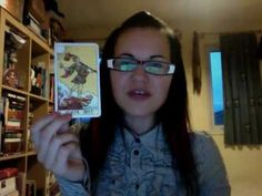3. Part 2/2. 'Negative' Tarot Cards. By Kelly-Ann Maddox (The Four Queens)
