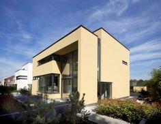 Casa Moderna de Doble Altura