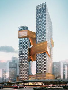 China Tencent Corporate Headquarters