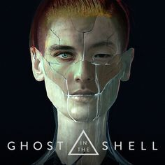 Ghost in the Shell - Kuze 04, Jeremy Hanna on ArtStation at https://www.artstation.com/artwork/r5Dx2
