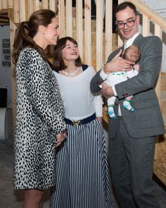Kate Middleton Catherine, Duchess of Cambridge meets members of the public During her visit to Resort Studios in Cliftonville on March 11, 2015 in Margate, England.