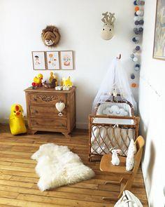 Inspiratie: Babykamers met een vintage look | Woonhome.nl