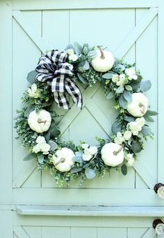 Fall Wreath ~ Autumn