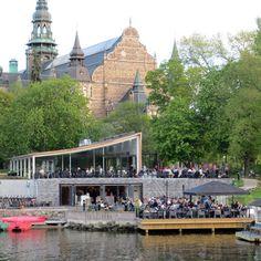 Djurgården » Sjöcaféet (Stockholm)