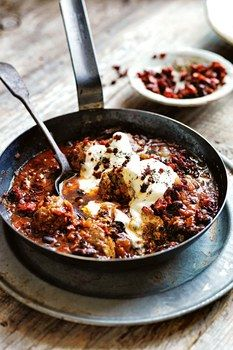 Donna Hay- Chilli Meatballs / donna hay magazine, photography by Chris Court