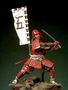 Samurai Pegaso Modell