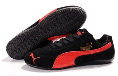 Find Puma Speed Cat Sd Men Black Red Authentic online or in Pumaslides. Shop Top Brands and the latest styles Puma Speed Cat Sd Men Black Red Authentic of at Pumaslides. Puma Sports Shoes, Mens Puma Shoes, Cheap Puma Shoes, Puma Sneakers, Leather Sneakers, Puma Shoes Online, Michael Jordan Shoes, Air Jordan Shoes, Outfits