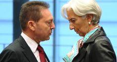 Το απίστευτο «λάθος» στους υπολογισμούς των ειδικών του ΔΝΤ! Με ένα πολυσέλιδο αφιέρωμα στην κυνική παραδοχή του Διεθνούς Νομισματικού Ταμείου ότι «έκανε λάθος στους υπολογισμούς» για τις επιπτώσεις του προγράμματος λιτότητας που επέβαλε στην Ελλάδα και την Πορτογαλία, το γαλλικό περιοδικό Marianne κατακεραυνώνει την ηγεσία του ΔΝΤ για τα προγράμματα που εκπόνησε.