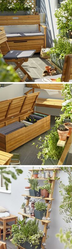 Gartentisch selber bauen - Anleitung - DIY, Garten, Haus  Garten - gartenmobel selber bauen anleitung