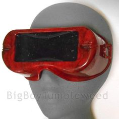 VINTAGE Jackson Products Welding glasses goggles by BigBTumbleweed