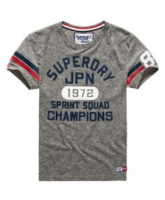 Superdry Trackster Sprint T-shirt