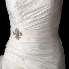 30 best Fleur de Lis Flourish Wedding Accessories! images on ...