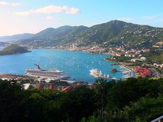 St. Thomas, Virgin Islands - Cruise