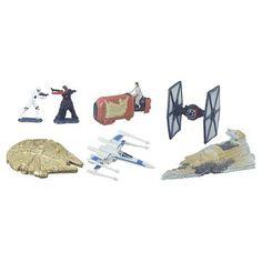 Star Wars The Last Jedi Force RATHTAR /& BALA-TIK Figure Pack Distressed Box