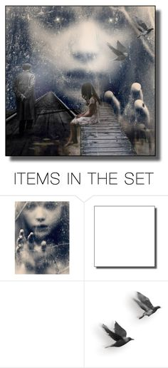 """""""Look Me In The Eyes #3"""" by sally-simpson ❤ liked on Polyvore featuring art"""