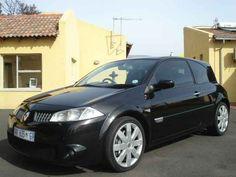 2005 Renault Megane II 2.0T Sport 3Dr  (Black) 119 814 km , Manual. Visit www.surf4cars.co.za