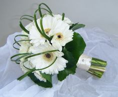 Gerbera Wedding Bouquets | Wedding Flowers