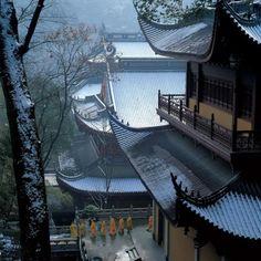 temple Found via japan!
