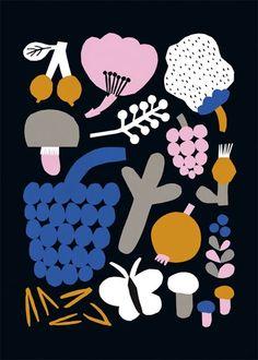 LEENA KISONEN print & pattern