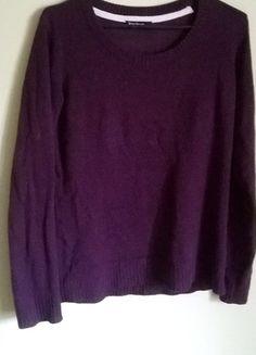 Kup mój przedmiot na #vintedpl http://www.vinted.pl/damska-odziez/swetry-z-dzianiny/10182253-fioletowy-sweterek-idealny-na-tegoroczna-jesien