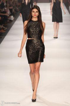 Josh Goot L'Oreal Melbourne Fashion Festival #LMFF I www.fashionising.com