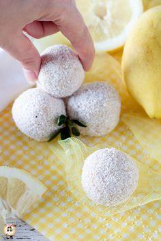 Mini Desserts, Vegan Desserts, Lemon Recipes, Sweet Recipes, Luncheon Recipes, Confort Food, Biscotti Cookies, Italy Food, Best Italian Recipes