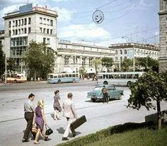 Chişinău, oraşul meu: «Зеркало эпохи»: какого Кишинева не знают наши дет...