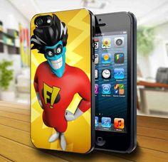 Frikazoid Funny Superhero iPhone 5 Case | kogadvertising - Accessories on ArtFire