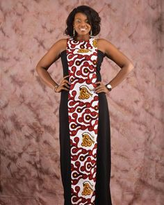 The recent most trending Pretty Exotic Ankara Long Gowns for the ladies. African Fashion Ankara, Latest African Fashion Dresses, African Print Fashion, African Dresses For Women, African Print Dresses, African Attire, Little Dresses, Dresses Uk, Nigerian Dress Styles