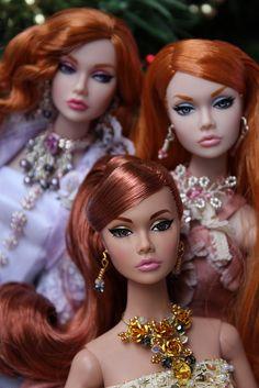 Beautiful Barbie Dolls, Pretty Dolls, Barbie I, Barbie World, Fashion Royalty Dolls, Fashion Dolls, Poppy Doll, Poppy Parker, Bratz Doll