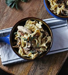 These noodle recipes will warm you up on a cold winter night. Our contributors are whipping up delicious comfort food for any day of the week!