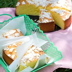 Grießkuchen | BRIGITTE.de