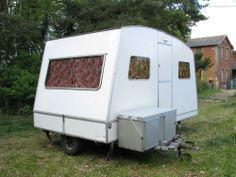 Rapido Confort folding caravan - original 1979 - Rare and Lovely!