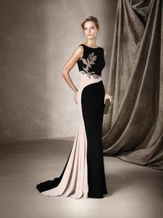 Perfect For Bridesmaids, Parties & Stylish Celebrations – The 2017 Cocktail Collection By Pronovias   Love My Dress® UK Wedding Blog + Wedding Directory Dresses Uk, Evening Dresses, Fashion Dresses, Prom Dresses, Wedding Dresses, New Dress Pattern, Dress Patterns, Cocktail Party Outfit, Party Dress
