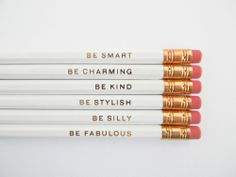 Gentle Reminders Pencils